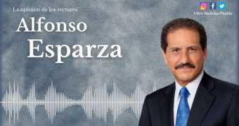 #LaOpiniónDeLosRectores | Alfonso Esparza Ortíz, rector de la BUAP